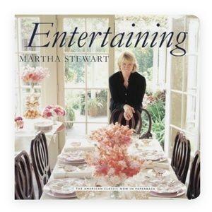 Entertaining by Martha Stewart Cookbook